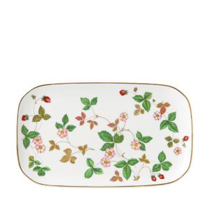 Wedgwood Wild Strawberry Sandwich Tray