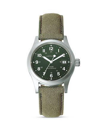Hamilton - Khaki Field Handwinding Watch, 38mm