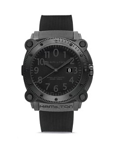 Hamilton Khaki Below Zero Automatic Watch, 46mm - Bloomingdale's_0