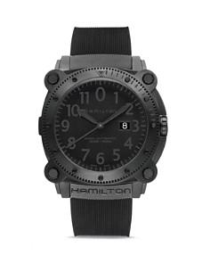 Hamilton - Hamilton Khaki Below Zero Automatic Watch, 46mm