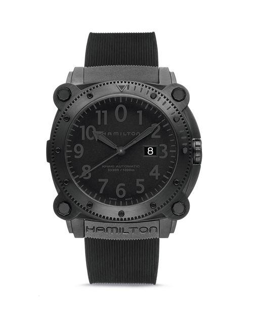 Hamilton - Khaki Below Zero Automatic Watch, 46mm