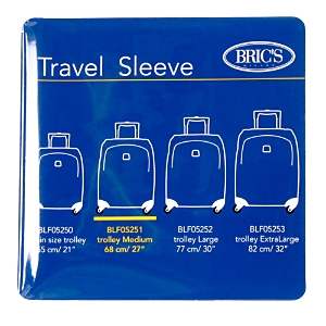 Bric's Bellagio Transparent 27 Spinner Luggage Cover