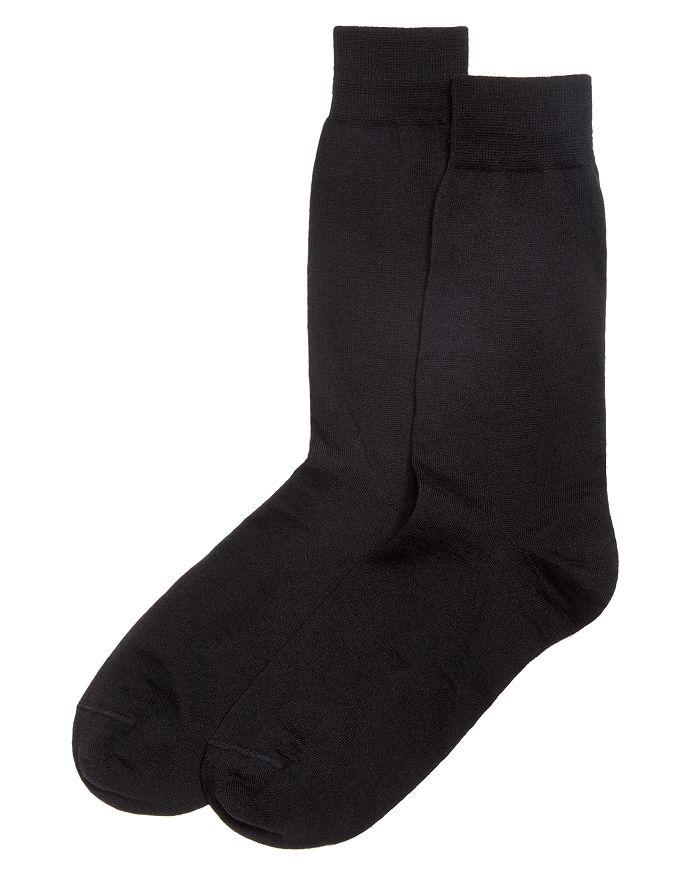 The Men's Store at Bloomingdale's - Wool Blend Dress Socks - 100% Exclusive