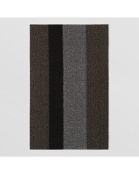 "Chilewich - Bold Stripe Shag Floor Mat, 24"" x 36"""