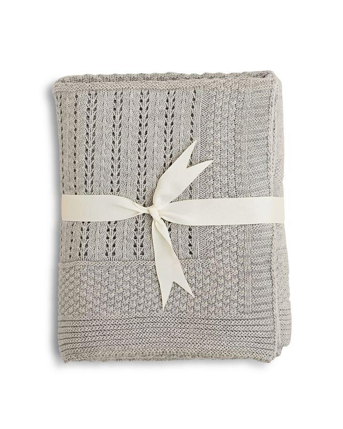 Elegant Baby - Unisex Seed Knit Blanket