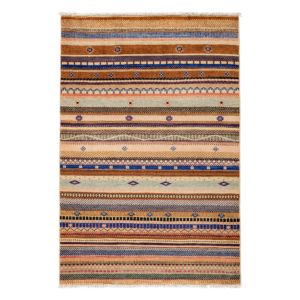 Tribal Collection Oriental Rug, 4'2 x 6'3