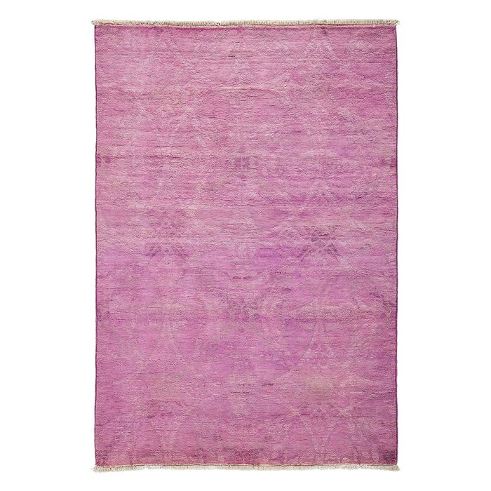 """Solo Rugs - Vibrance Collection Oriental Rug, 4'1"""" x 5'10"""""""