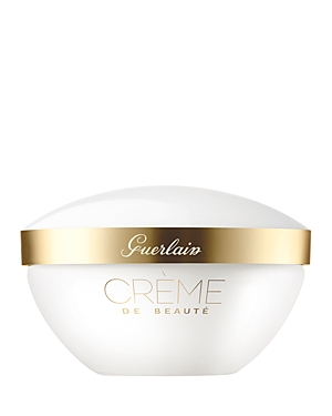 Guerlain presents a new Cleansing Cream, Creme de Beaute, a makeup remover that offers the ultimate in sensorial cleansing. A rich iconic cleansing cream modernized with a non-oily, very comfortable texture. Its beauty secret? The Nigella flower oil. A treasure from the Lands of the Orient, the nigella flower with hypnotic blue petals boasts wonderful antioxidant and anti-inflammatory properties. Extremely gentle yet thoroughly cleansing, this product offers the skin all the purity, radiance and