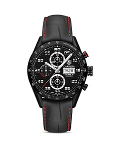 TAG Heuer Automatic Tachymeter Titanium Watch, 43mm - Bloomingdale's_0