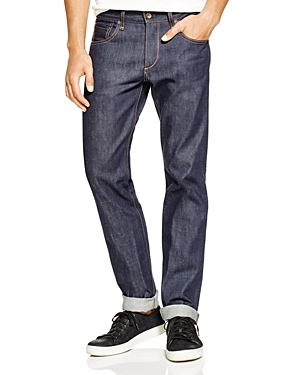 rag & bone Standard Issue Fit 2 Slim Fit Jeans in Raw