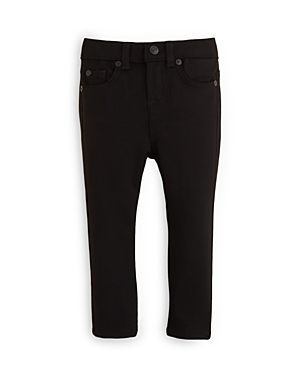 7 For All Mankind Girls' Ponte Pants - Baby
