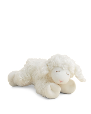 Gund Winky Plush Lamb Rattle - Ages 0+