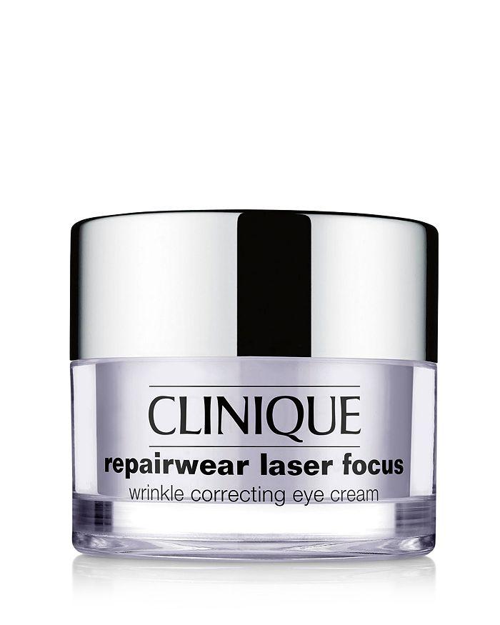 Clinique - Repairwear Laser Focus Wrinkle Correcting Eye Cream 0.5 oz.