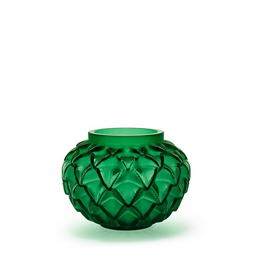 Lalique Languedoc Small Vase Bloomingdales