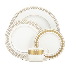 Lenox Prismatic Gold Dinnerware - Bloomingdale's_0