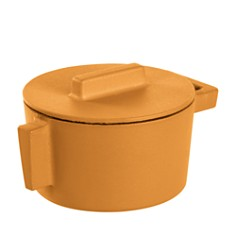 "Sambonet - Terra Cotto 4"" Saucepot with Lid"
