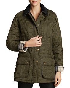 Barbour - Beadnell Polarquilt Jacket - 100% Exclusive