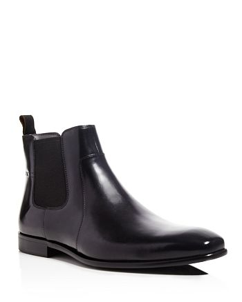 ca6ad1737d1 BOSS Men's Hubot Leather Chelsea Boots | Bloomingdale's
