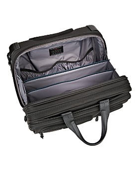 Tumi - Alpha 2 Deluxe 4-Wheel Brief with Laptop Case