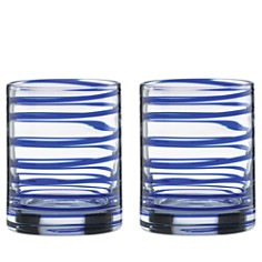 kate spade new york Charlotte Street Double Old-Fashioned Glass, Set of 2 - Bloomingdale's_0