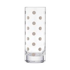 kate spade new york Pearl Place Platinum Vase - Bloomingdale's Registry_0