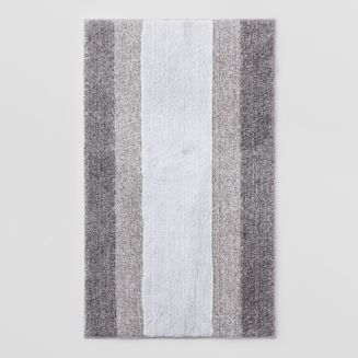 "Nomade Bath Rug, 20"" X 31"" by Abyss"
