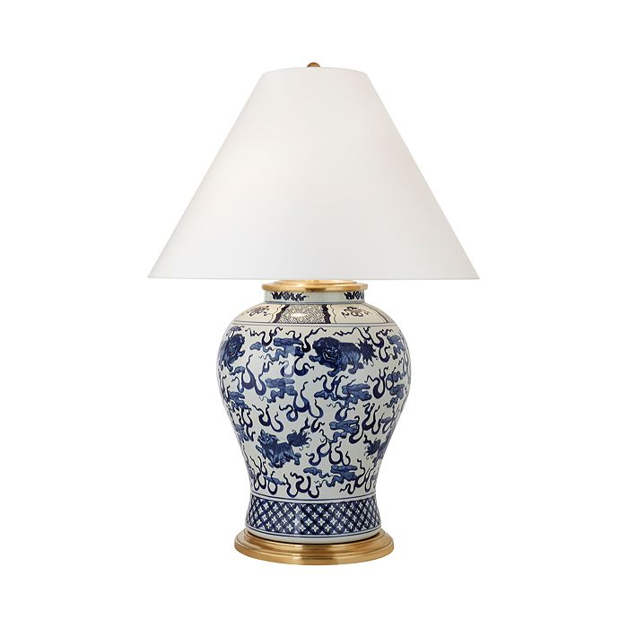 Ralph Lauren - Foo Dog Large Table Lamp