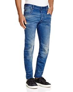 G-STAR RAW - G-STAR RAW Arc 3D Slim Fit Jeans in Medium Age