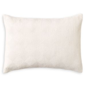 Vera Wang Fretwork Woven Decorative Pillow, 12 x 16