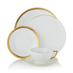 Jasper Conran Wedgwood Gold Dinnerware - Bloomingdale's_0