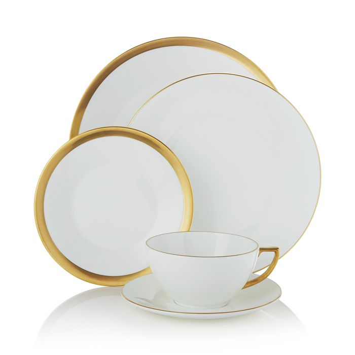 Jasper Conran Wedgwood - Gold Dinnerware