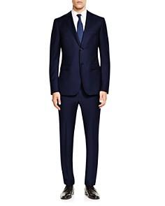 Z Zegna - Mohair D8 Slim Fit Suit