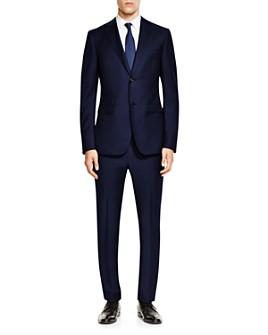 Z Zegna - Mohair Drop 8 Slim Fit Suit