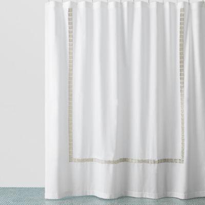 Peri Home Panama Stripe Shower Curtain Bloomingdales 39 S