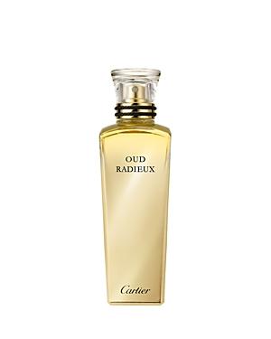 Cartier Les Heures Voyageuses Oud Radieux Parfum