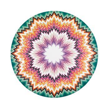 Missoni - Zigzag Round Platter