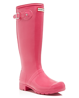Hunter Women's Original Tour Gloss Rain Boots