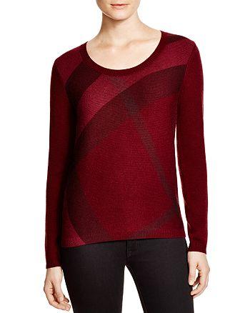 Burberry - Tonal Print Sweater