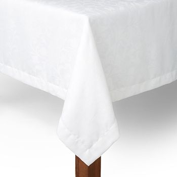 "SFERRA - Juliet Tablecloth, 70"" x 144"""