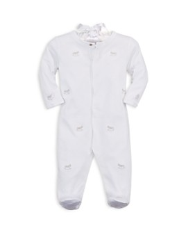 Ralph Lauren - Boys' Embroidered Rocking Horse Footie - Baby