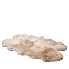 UGG® Quattro Sheepskin Throw - Bloomingdale's Registry_0