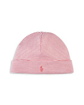 Ralph Lauren - Girls' Striped Hat - Baby