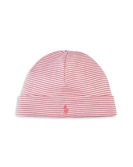 Ralph Lauren - Girls' Striped Hat - Baby