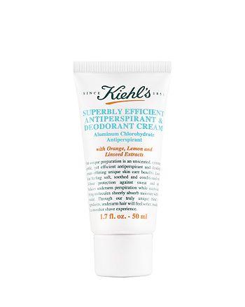 Kiehl's Since 1851 - Superbly Efficient Anti-Perspirant & Deodorant Cream 1.7 oz.