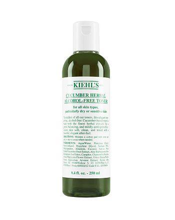 Kiehl's Since 1851 - Cucumber Herbal Alcohol-Free Toner 8.4 oz.