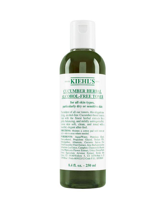 Kiehl's Since 1851 - Cucumber Herbal Alcohol-Free Toner