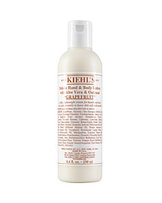 Kiehl's Since 1851 Deluxe Hand & Body Lotion with Aloe Vera & Oatmeal in Grapefruit - Bloomingdale's_0