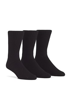Calvin Klein Classic Crew Socks, Pack of 3 - Bloomingdale's_0