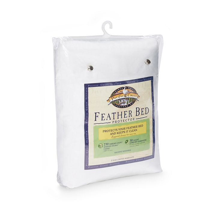 Pacific Coast Feather - Feather Bed Protector, Full