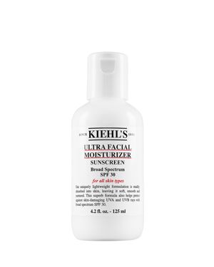 Kiehl's Since 1851 Ultra Facial Moisturizer Spf 30 4.2 oz.